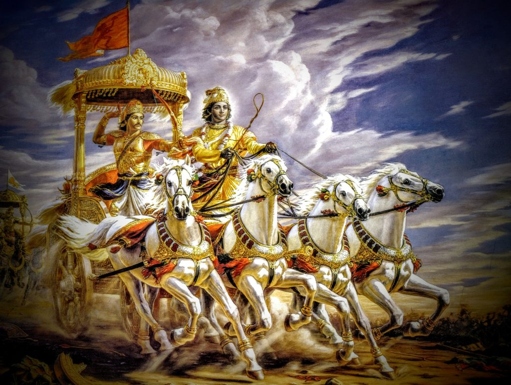 lord-Krishna-and-Arjuna-on-chariot-ISKCON-photo (1)